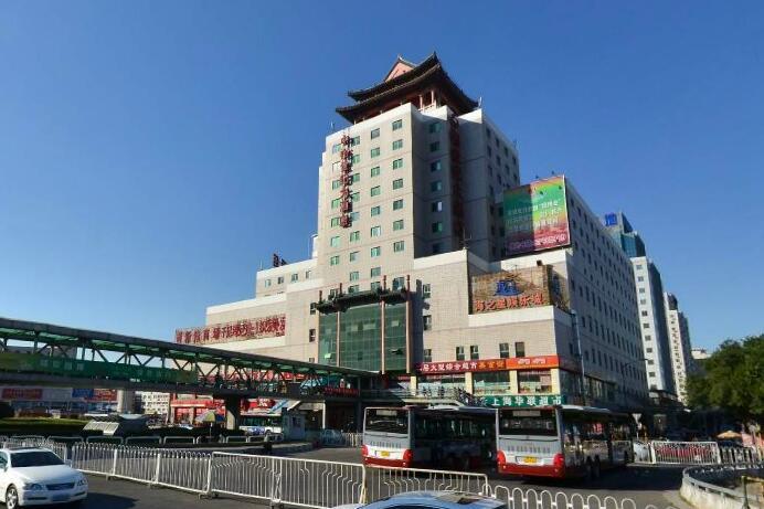 中裕世纪大酒店写字楼(中裕写字楼)