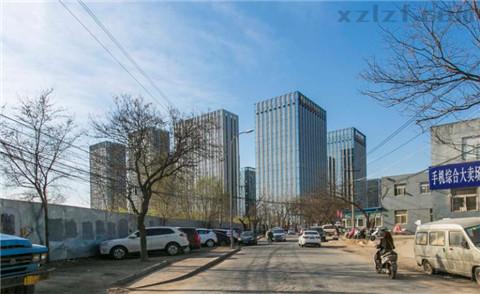 京西商务中心西区