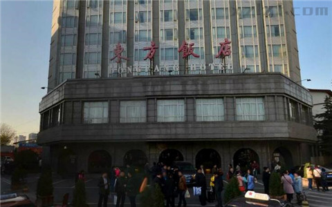 東方飯店配樓