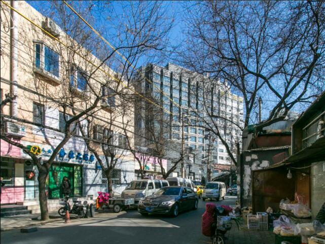 海川大廈(兆華商務樓)朝陽區永安里中街25號