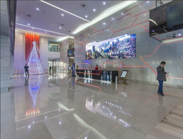 北京sk大廈(北京SK大廈)(中環世貿中心的AB座)