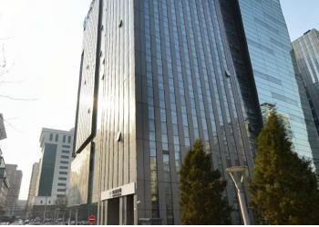 国典大厦写字楼(现为中国有色集团大楼)