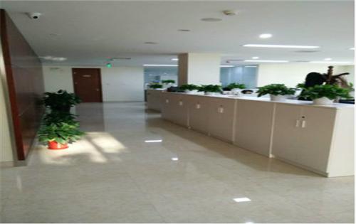 奥北科技园大厅