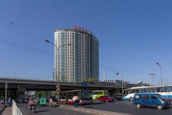 佳兆业广场 外观