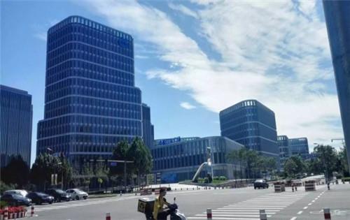 中航国际广场外观